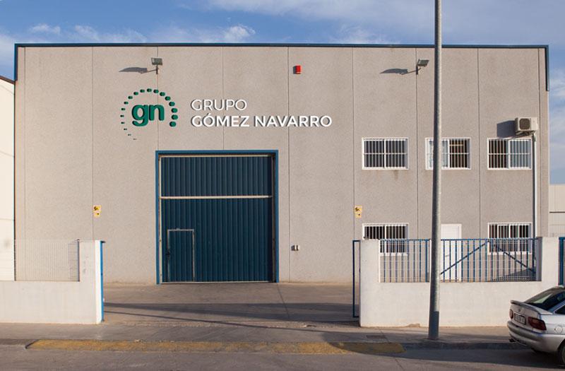 Grupo Gomez Navarro, teléfono, dirección y contacto